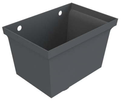 """No.2 Rainwater Head 4""""x3"""" Outlet"""