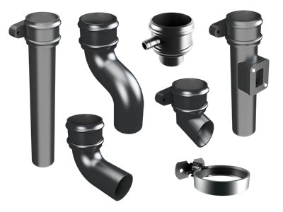 Cast Iron Downpipes